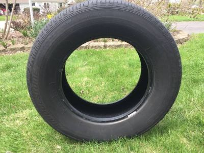3 Bridgestone Ecopia tires