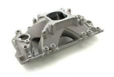 Purchase CHEVY SB SHOOTOUT PRO 1957-95 W/INJ PORTS MANIFOLD SATIN motorcycle in Mount Sterling, Ohio, US, for US $150.00
