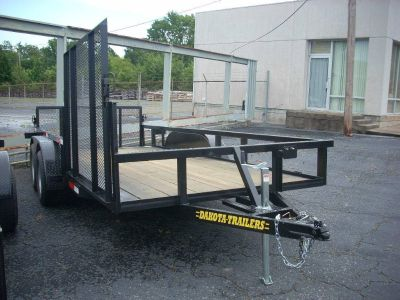 "2017 Dakota 16'X77"" Utility Trailers Little Rock, AR"