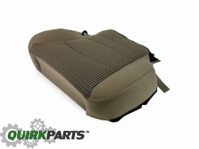 Buy 09-12 RAM 1500 2500 3500 4500 5500 FRONT LEFT SIDE BOTTOM SEAT COVER NEW MOPAR motorcycle in Braintree, Massachusetts, United States, for US $224.95