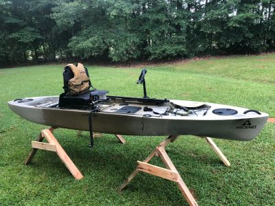 Ascend FS128T Fishing Kayak