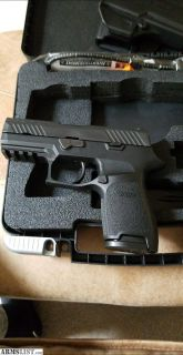 For Trade: Sig p320c