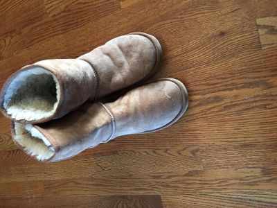 Used uggs but lots of life left
