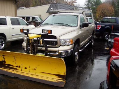2003 Dodge Ram 2500 4x4 Laramie