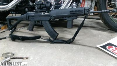 For Sale/Trade: Sig 556R gen 2
