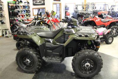 2018 Polaris Sportsman 850 Utility ATVs Adams, MA