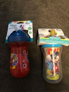 New kid cups
