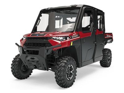 2019 Polaris RANGER CREW XP 1000 EPS NorthStar Edition Ride Command Utility SxS Littleton, NH