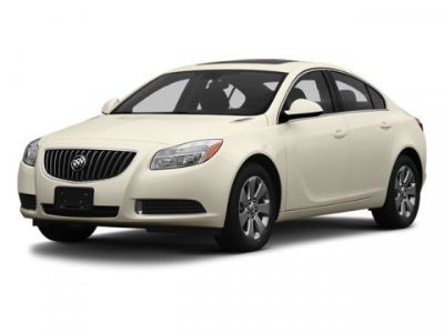 2013 Buick Regal Premium 2 (Quicksilver Metallic)