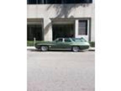 1971 Pontiac GTO 455 Wagon