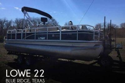 2015 Lowe SF 234