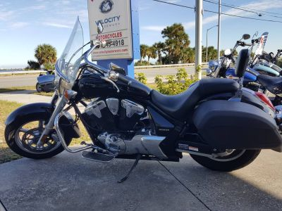 2015 Honda Interstate ABS Touring Motorcycles Melbourne, FL