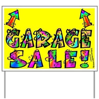 Garage Sale - ONLY A COUPLE HOURS LEFT!!!!