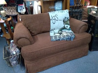 Large oversized chair