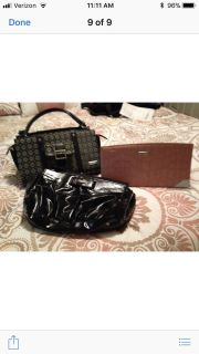 Great condition purse with 2 covers smoke free