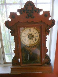 Seth Thomas Kitchen Clock /w alarm