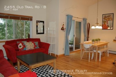 Townhouse Rental - 2455 Old Trail Rd