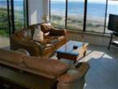 Oceanfront Penthouse, Pools, Jacuzzi, WiFi & Hdtv - Condo