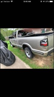 1999 s10 truck FOR SALE!