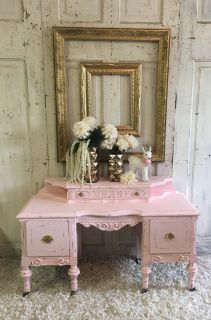 Antique Vanity