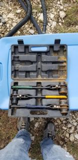 Trumbal Double end socket wrench set