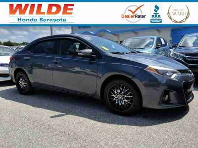 Used 2014 Toyota Corolla Sedan