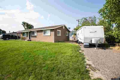 895 Gold Creek Ave Battle Mountain Three BR, This property has RV