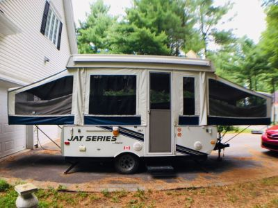 Jayco 1007 (2009) camper/roulotte