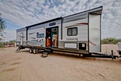 2014 Forest River Cherokee 39P