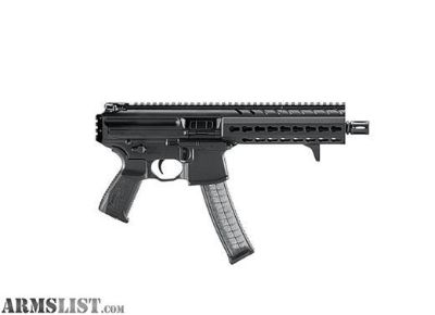 For Sale: Sig MPX Pistol