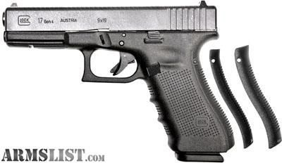 For Sale: Glock 17 Gen 4 (15rd NJ Legal)