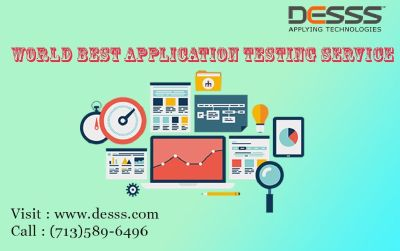 Application Testing Consulting Company houston