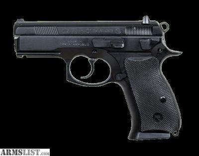 For Sale: CZ USA 75 P-01