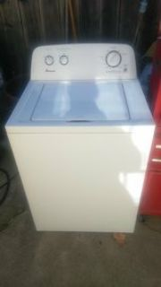 amana washer electric