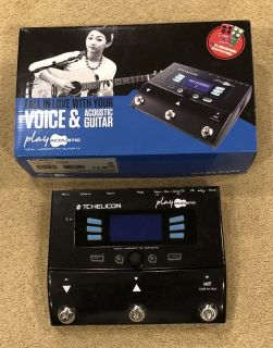 TC-Helicon Play Acoustic Guitar & Vocal Effects