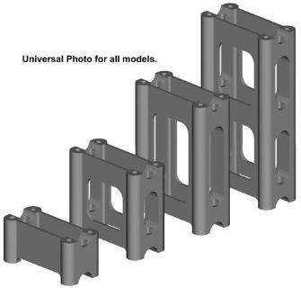 "Sell POWERMADD PIVOT STYLE RISER BLOCK - SKIDOO - 6"" PM15532 motorcycle in Ellington, Connecticut, US, for US $45.00"
