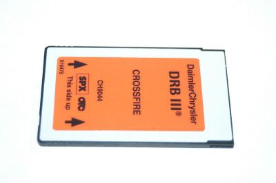 Find CROSSFIRE CARD FOR DRB 3 DIAGNOSTIC SCANNER, SCAN TOOL motorcycle in Harwood Heights, Illinois, US, for US $99.00