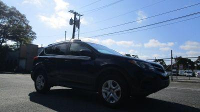 2015 Toyota RAV4 AWD 4dr LE (Natl) (Black)
