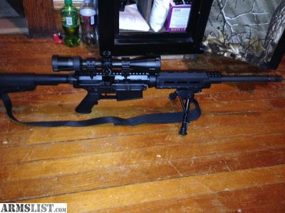 For Sale/Trade: Dpms lr 308