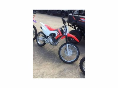 2018 Honda CRF125F (Big Wheel) Competition/Off Road Motorcycles Lapeer, MI