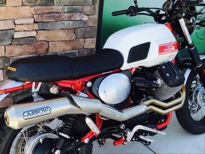 2016 Moto Guzzi V7 II Stornello-