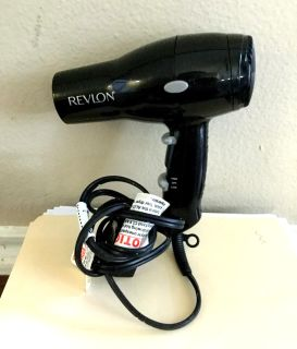 REVLON hair dryer 2 speed, hot and cold settings