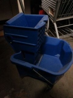 Commercial Mop Bucket