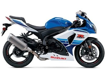 2016 Suzuki GSX-R1000 Commemorative Edition SuperSport Motorcycles Phillipston, MA