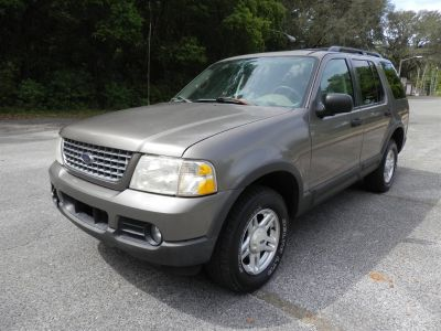 2003 Ford Explorer XLT (Brown)