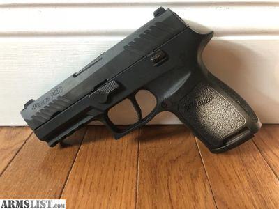 For Sale/Trade: Sig P320 9mm NO safety