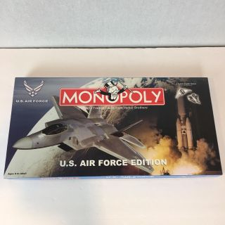 Monopoly US Air Force Edition