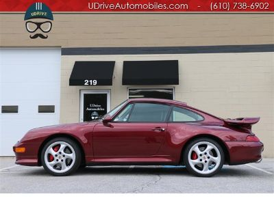 1997 Porsche 911 Carrera (Arena Red Metallic)