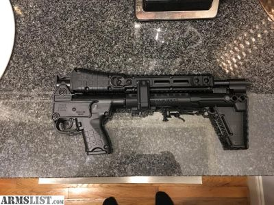 For Sale/Trade: Brand new Kel-Tec Sub2000 gen 2 9mm 16 rifle (Glock 19 version) w/ extras