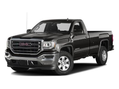 2017 GMC Sierra 1500 Base (Summit White)